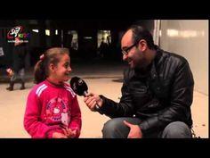CONMOVEDORA: Respuesta de niña cristiana al terror de ISIS