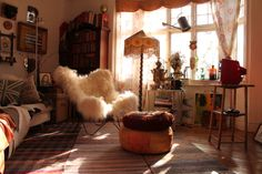 Boho Chic in my home. Photo; Niclas Kjerstadius, styling; Ulf G Bohlin