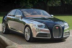 Bugatti Galibier...