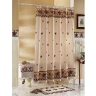 Country Primitive Stars & Hearts Shower Curtain By Collections Etc Amazon Marketplace