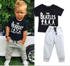Conjunto Infantil Beatles. Frete Grátis