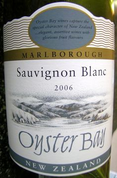 When nights of self-loathing lead you on a pilgrimage of thoughts through your brain, I prefer this nice Sauv Blanc.
