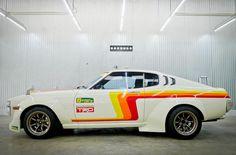 Tenn Xoomsai 1976 Toyota Celica