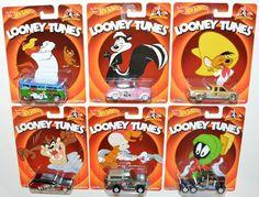 Looney Tunes Set Hot wheels Pop culture