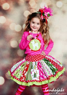 PRINCESS OF CHRISTMAS super-twirl holiday set sizes 9mo to girls 10