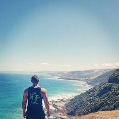 Great Ocean Road - Torquay to Allansford  #krokodilunterwegs#vktankamstart#travel#sea#greatoceanroad#roadtrip#australia#backpacker#victoria#melbourne#geelong#torquay#apollobay#lorne#princetown#portcampbell#warrnambool by _instabader_ http://ift.tt/1LQi8GE