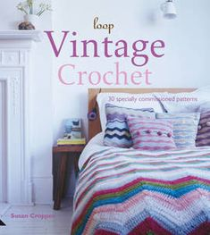 Vintage Crochet contains a gorgeous collection of timeless fashion pieces, modern accessories, classic and quirky gifts, and modern-retro furnishings for the home and garden.