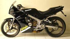 Modifikasi Motor Ninja R 150 terbaru