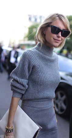 street style Paris Fashion Week S/S'14