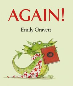 At bedtime, Cedric the dragon wants his mother to read his favorite book again, and again, and again.