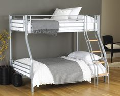 Galaxy metal bunk bed for kids/teens