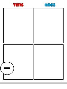 place value template