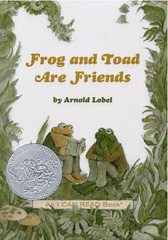 Frog and Toad Are Friends (An I Can Read Book) Arnold Lobel 0060239573 9780060239572 One summer day Toad was unhappy. He had lost the white, four-holed, big, round, thick button from his jacket. Who helped him look for it? His bes I Can Read Books, Great Books, Kids Book Series, Book 1, Little Paris, Joelle, Frog And Toad, Thing 1, Vintage Children's Books
