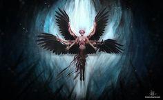 Angel of Death by murtazasaeed.deviantart.com on @DeviantArt