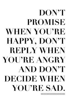 Don't promise {ohsosimple.se}