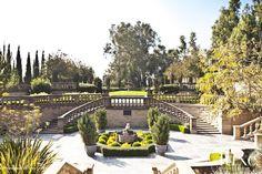 The European-inspired gardens at Greystone Mansion #luxesource.com #garden design #exteriors