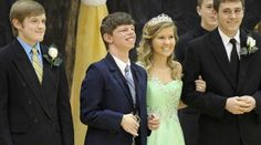 """""""Where Kindness is King"""" ~ Three students surprise a beloved classmate with the homecoming crown. We offer questions on kindness and difference."""