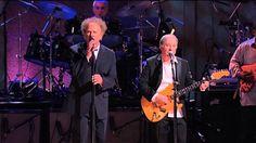 "Paul Simon and Art Garfunkel - ""Bridge Over Troubled Water"" (6/6) HD  Hit the charts in 1970"