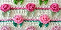How To Make The Jasmine Stitch Crochet Crochet Gratis, Crochet Baby, Free Crochet, Crochet Summer, Crochet Flower, Knitting Patterns, Sewing Patterns, Crochet Patterns, Crochet Ideas