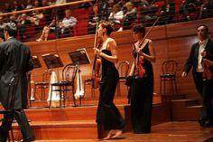 L'entrata dell'orchestra #Torino #MITO2013