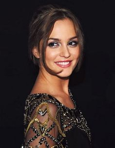 style icon: leighton meester (and blair waldorf for that matter)