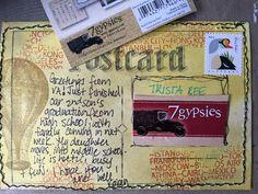 CCB Postcard swap 2