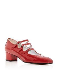 Carel - Kina Red Patent Mary Jane ($492)