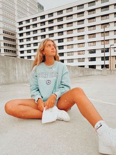Cute Lazy Outfits, Trendy Summer Outfits, Stylish Outfits, Teen Fashion Outfits, Outfits For Teens, Girl Outfits, Jugend Mode Outfits, Mode Vintage, Teenager Outfits