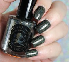Octopus Party Nail Lacquer - Swamped