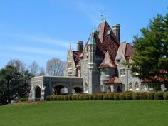 Pen your own fairy tale when you visit the best castles in Pennsylvania.