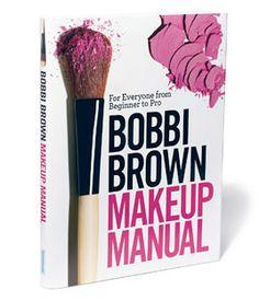 Bobbi Brown book    DONE!