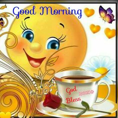 Good Morning, Rise and Shine Cute Good Morning Quotes, Good Morning Picture, Good Morning Sunshine, Good Morning Messages, Good Morning Wishes, Good Morning Images, Funny Emoji Faces, Funny Emoticons, Smileys