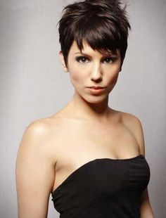 pixie+haircut+blue+bloods+linda | two. Best Messy Pixie Hair