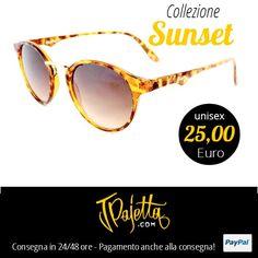 Collezione Sunset - 25,00 euro . Pagamento anche alla consegna. Solo su jpajetta.com/