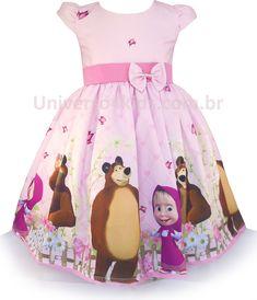 Pijama Frozen, Disney Dresses, Girls Dresses, Masha And The Bear, Paper Flowers Diy, Bbg, 3rd Birthday, Baby Shower, Money