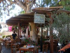 taverna a Megalochori