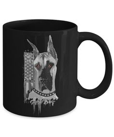 It is printed coffee mug with dog breeds. All types of dog print available. We provide it you on your orders.