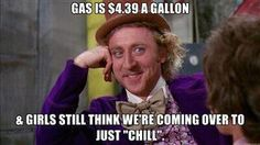 You're funny Mr Wonka