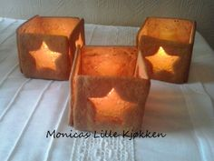 Pepperkakelykt Candle Holders, Candles, Christmas, Food, Candlesticks, Yule, Xmas, Meal, Essen