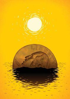 Robert Rubin: How ignoring climate change could sink the U.S. economy - The Washington Post