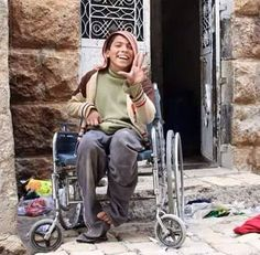#Syrian-child victim of war Your smile is an inspiration