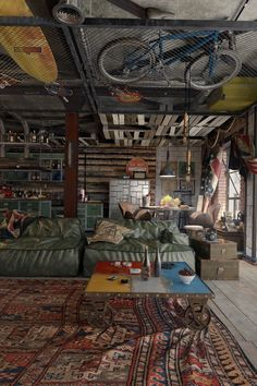 2 Loft Ideas For The Creative Artist