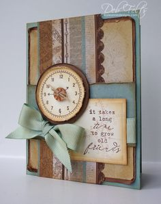 Old Friends by debdeb - Cards and Paper Crafts at Splitcoaststampers