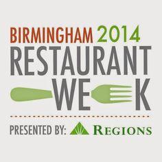 A Cup of Carolina 10 things- Birmingham Restaurant Week