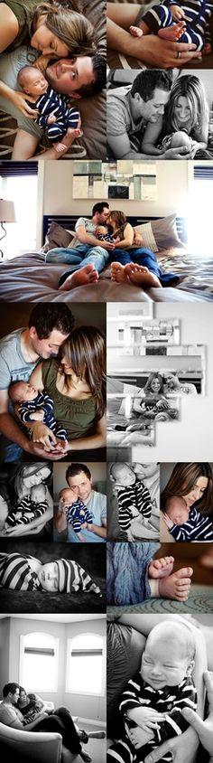 Cute ideas for family photos :)