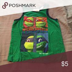 Tank TMNT Shirts & Tops Tank Tops