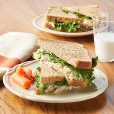 Tuna Salad Sandwich with Sweet Relish - EatingWell.com