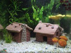 Block Haus - Nano - Garnelen - CPO - Krebse - AquaThier -