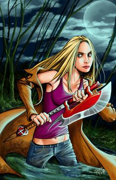 Buffy the Vampire Slayer by Romax25 on DeviantArt