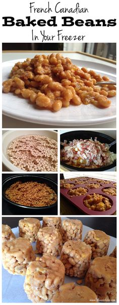 Baked beans are a family favorite - need to try this recipe and the freezing tips! They look delicious!